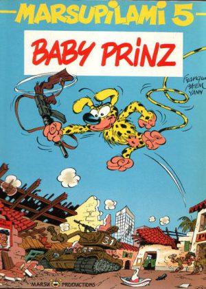 Marsupilami 5 - Baby Prinz