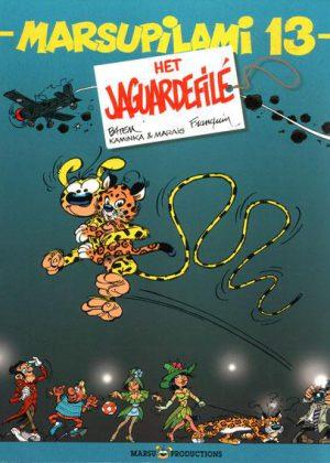 Marsupilami 13 - Het jaguardefilé