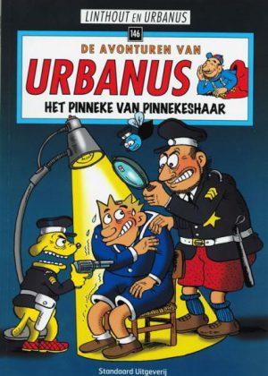 De avonturen van Urbanus - Het pinneke van Pinnekeshaar