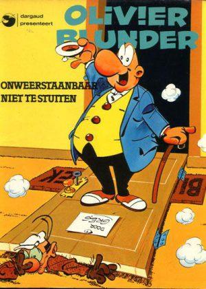 Olivier Blunder 9 - Onweerstaanbaar niet te stuiten
