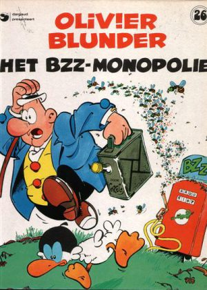 Olivier Blunder 26 - Het BZZ-monopolie