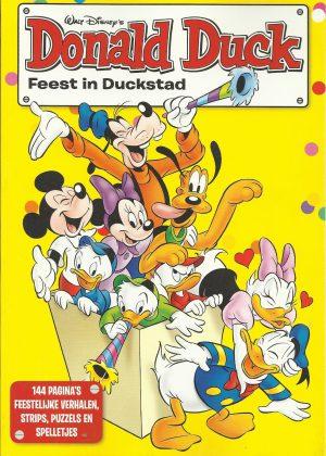 Donald Duck - Feest in Duckstad