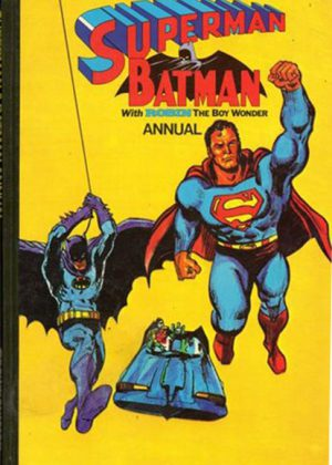 Superman/Batman with Robin the Boy Wonder Annual (HC)