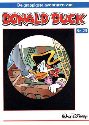 De grappigste avonturen van Donald Duck - Nr. 23