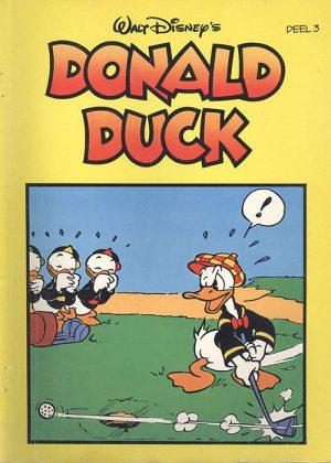 Donald Duck Dagstrip - Deel 3