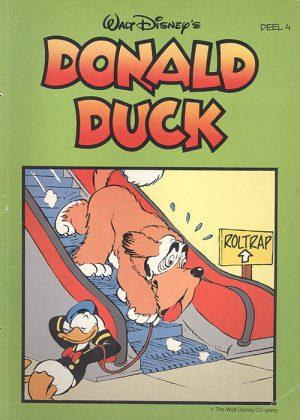 Donald Duck Dagstrip - Deel 4