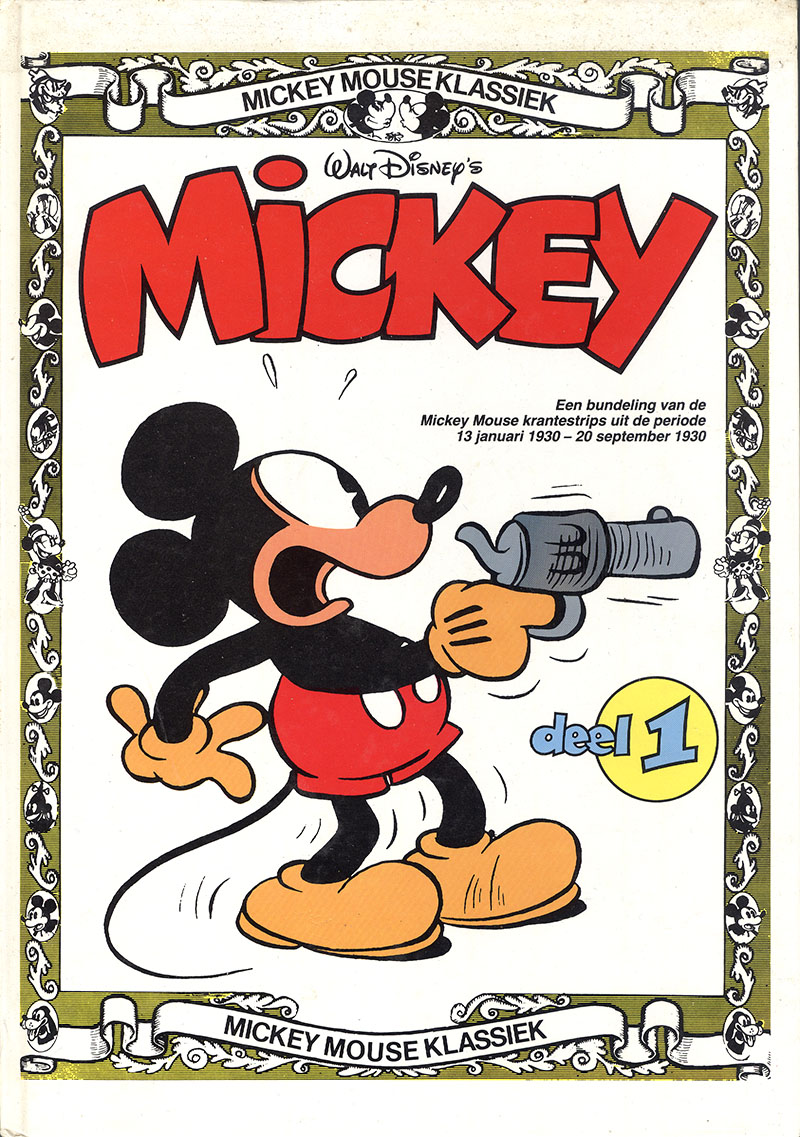 Mickey Mouse Klassiek - Deel 1 (HC)