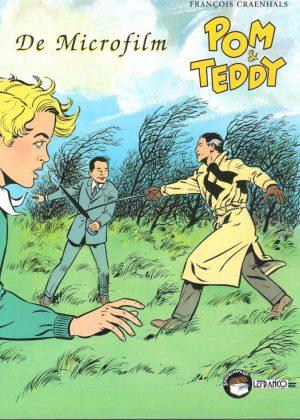 Pom & Teddy - De microfilm