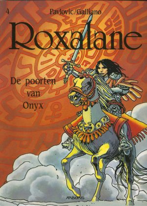 Roxalane 4 - De poorten van Onyx