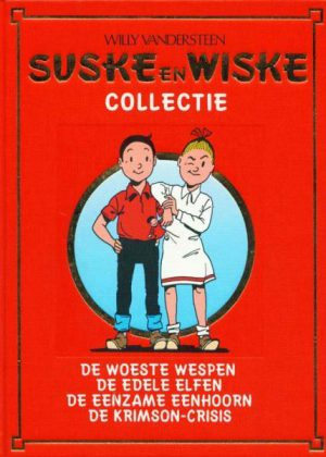 Suske en Wiske Collectie 37 (Hardcover) 2e hands