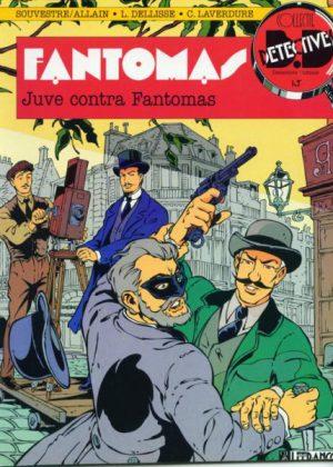 Fantomas - Juve contra Fantomas