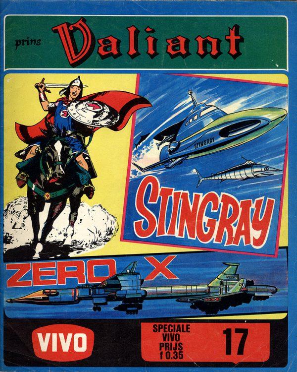 Prins Valiant - Vivo 17 (1967)