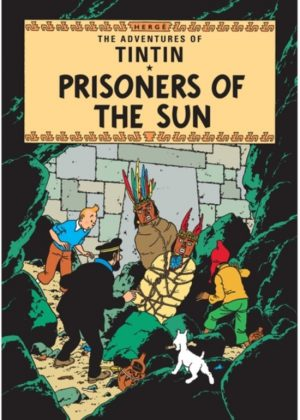 TinTin - Prisoners of The Sun (Soft-Cover)