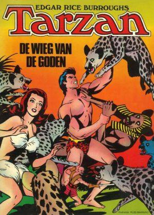 Tarzan - De wieg van de goden
