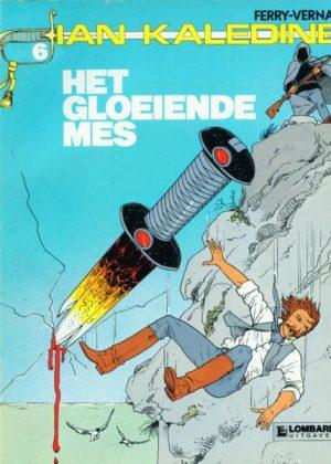 Ian Kaledine 6 - Het gloeiende mes