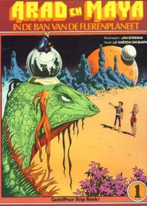 Arad en Maya - In de ban van de Flerenplaneet
