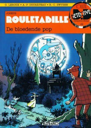Joseph Rouletabille - De bloedende pop