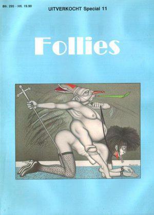 Uitverkocht Special Follies 11 (Erotiek)