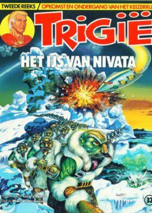 Trigië - Het ijs van Nivata