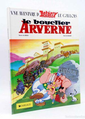 Astérix Le Bouclier Arverne (HC/FR)