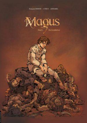Magus - De grafdelver
