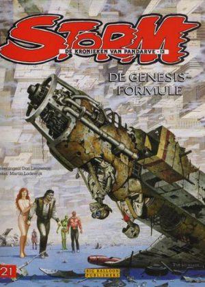 Storm 21 - De Genesis-formule