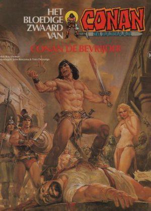 Conan 16 - Conan de bevrijder