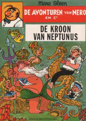 De Avonturen Van Nero En Co 45 - De kroon van Neptunus