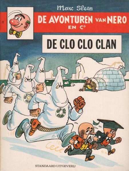 Nero 53 - Clo Clo Clan