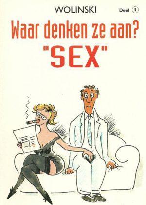 Waar denken ze aan? SEX (Erotiek)