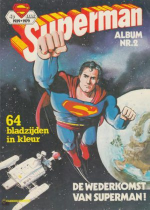 De wederkomst van Superman