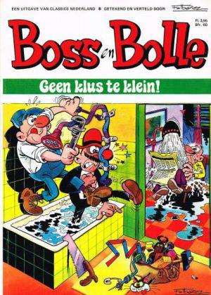 Boss en Bolle - Geen klus te klein!