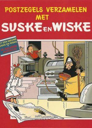 Postzegels verzamelen met Suske en Wiske (De macabere Macralles)