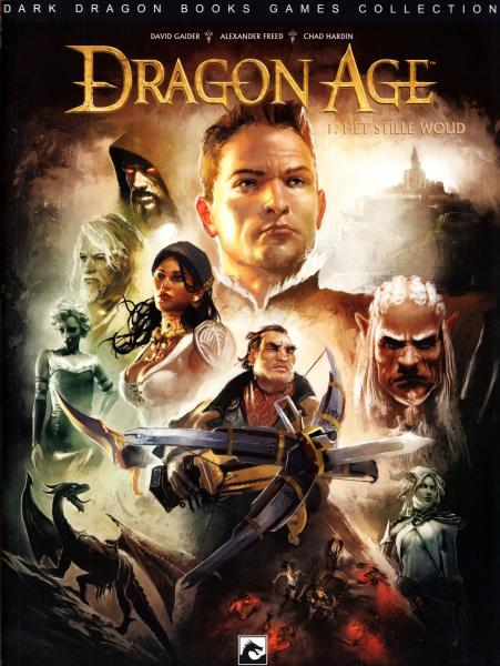 Dragon Age 1 - Het stille woud