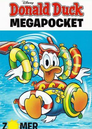 Donald Duck mega pocket - Zomer 2