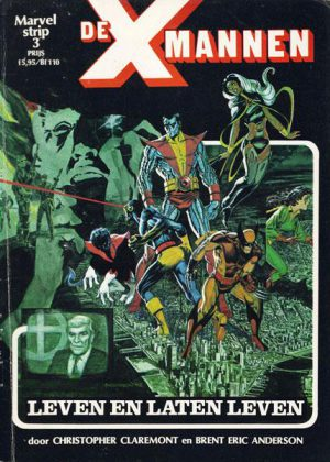 X-Men - Leven en laten leven
