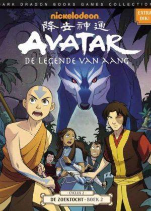 Avatar: De legende van Aang - De zoektocht deel 2