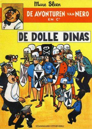 Nero 20 - De dolle Dina's