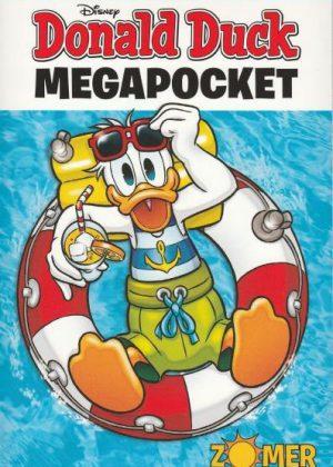 Donald Duck mega pocket - Zomer 3