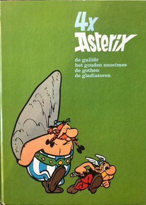 Stripbundel 4x Asterix
