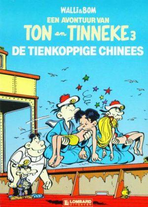 Ton en Tinneke - De tienkoppige Chinees