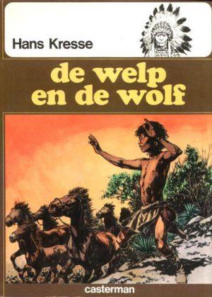 De indianenreeks - De welp en de wolf