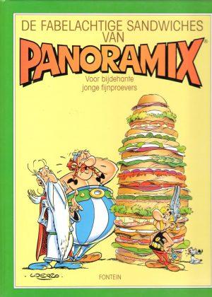 De fabelachtige sandwiches van panoramix (HC)