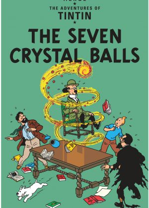 TinTin - The Seven Crystal Balls (Soft-Cover)