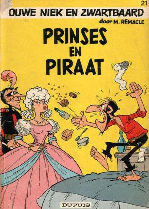 Ouwe Niek en Zwartbaard 21 - Prinses en piraat