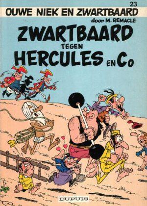 Ouwe Niek en Zwartbaard 23 - Zwartbaard tegen Hercules en Co