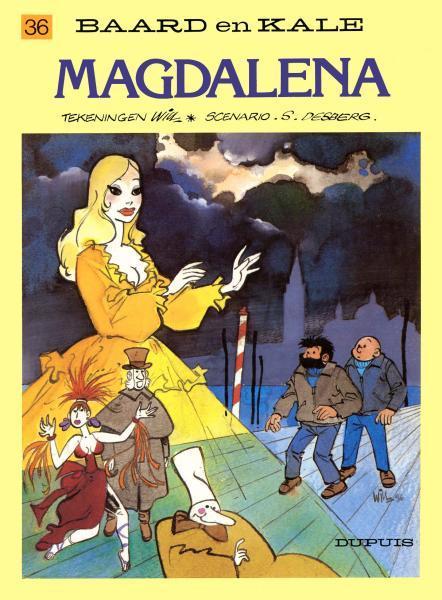 Baard en Kale - Magdalena