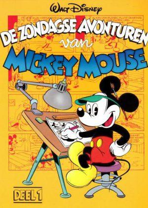 De zondagse avonturen van Mickey Mouse - Deel 1