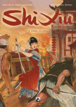 Shi Xiu 1 - Oog in oog