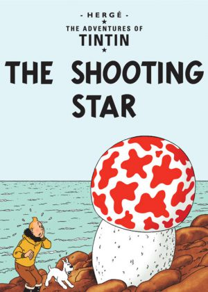 TinTin - The Shooting Star (Soft-Cover)